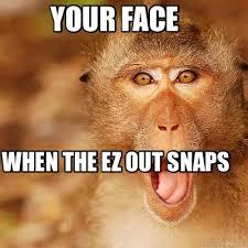 Monkey Face Meme - meme maker surprise monkey generator