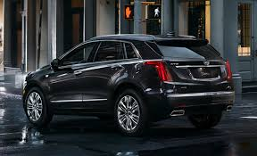cadillac suv prices 2017 cadillac xt5 priced from 40k car and driver car