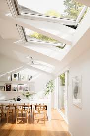 roof windows and increased natural light hege in france white house