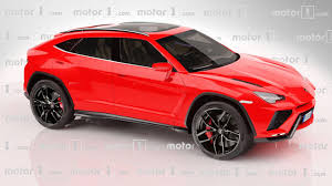 lamborghini urus lamborghini urus set for december 4 reveal