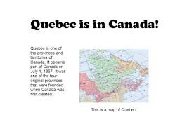 Map Of Quebec Province Welcome To Quebec Welcome To Quebec Quebec Is A Wonderful