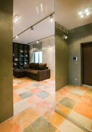 minimalist loft with high tech elements by mariya vasilenko