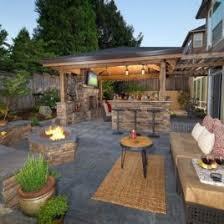 Backyard Cabana Ideas Remodelaholic Cabana Style Bringing The Resort Into Your Own