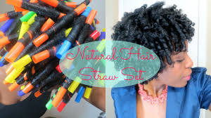 short straw set hairstyles 77 straw set on natural hair youtube