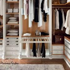 Furniture Closet Corner Walk In Wardrobe Traditional Wooden Bella Vita