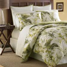 Palm Tree Bedspread Sets Bedroom Have A Wonderful Bed With Tommy Bahama Bedding