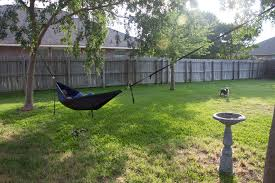 Hammock Backyard My Eno Hammock Glen Vigus