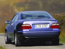 mercedes clk coupe mercedes clk coupe 1998 picture 7 of 8