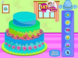 Wedding Cake Games Spring Wedding Cake