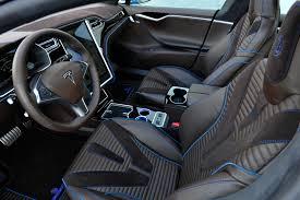 Tesla Interior Model S Interior Brabus Tesla Model S U00272015 U2013pr