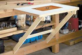 fold away drawing table 47 free homemade router table plans you can build yourself top