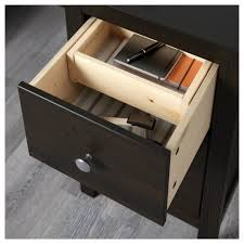 Desk Organizer With Drawer by Hemnes Desk With Add On Unit White Stain Ikea