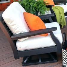 Swivel Patio Chairs Patio Set With Swivel Chairs Guen Info