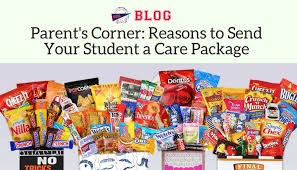 send food parents 6 reasons to send your student a care package