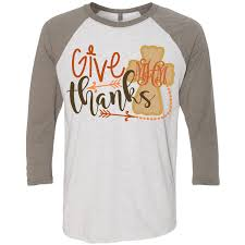 monogrammed thanksgiving shirt