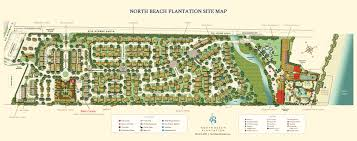Myrtle Beach Map North Beach Plantation