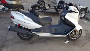 2008 suzuki burgman 650 for parts used moto part