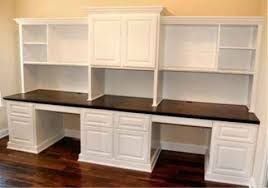 Custom Built Desks Home Office Built In Office Desks Google Search For The Home Pinterest