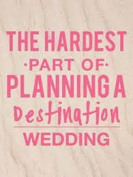 Top 13 Destination Wedding Tips by How To Plan A Destination Wedding On A Budget Www Brokeandchic