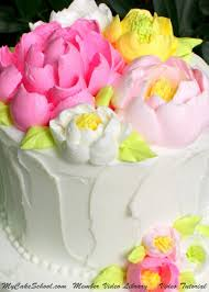 online tutorial library how to pipe large frosting flowers video tutorial frosting