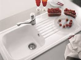 Villeroy And Boch Kitchen Sinks by Villeroy U0026 Boch Medici Ceramic Kitchen Sink 1 0 1 5 Bowl