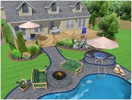 Diy Backyard Pool by Backyards Fascinating Backyard Design Landscaping Backyard