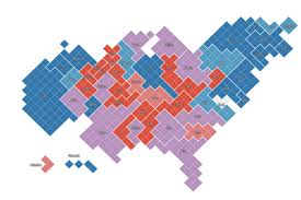 District Maps Of Jurisdiction Washington by Election Maps Are Telling You Big Lies About Small Things