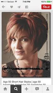 age appropriate hair styles for age 48 love the front how to do the fringed choppy layer thing in the