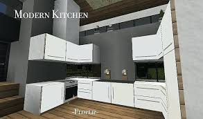 Minecraft Kitchen Furniture Awesome Kitchens In Minecraft Kitchen Modern Furniture At From