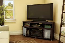 Corner Tv Cabinet Ikea Living Room Living Room Zigzag Style Black Wooden Corner Units