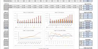 financial statements templates xls excel accounting templates