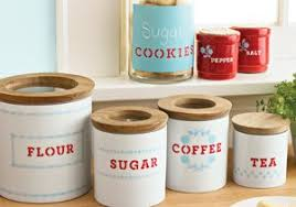 canister kitchen martha stewart knockoff canisters favecrafts