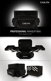 professional makeup carrier professional makeup bags and cases cailyn cosmetics
