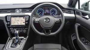 volkswagen passat 2015 interior vw passat gte estate 2016 review by car magazine