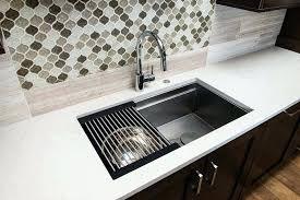 Kitchen Sink Blockage How To Clean Kitchen Sink Drain Setbi Club