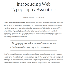 quote blockquote html pull readers in with entry points fonts com blog