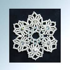 174 best beaded ornament patterns images on