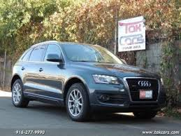audi suv 2009 used 2009 audi q5 suv pricing for sale edmunds
