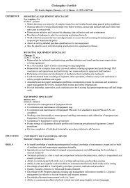 resume templates word accountant trailers plus peterborough equipment specialist resume sles velvet jobs