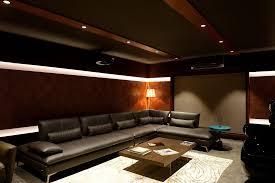 a spectacular multimedia room enhanced with verona absorber