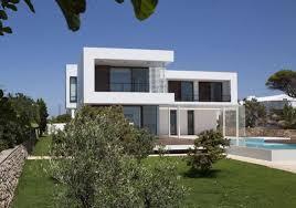modern house plans designs modern home design menorca summer house design modern house