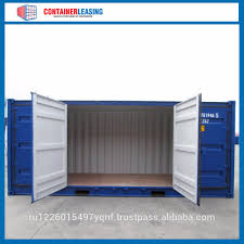 20 ft open side container for sale new 20 foot dry cargo
