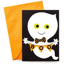 Hallmark Invitation Cards Boo Ghost Halloween Party Invitations 10 Invitations Hallmark