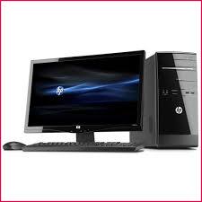 acheter un pc de bureau ordinateur bureau hp design 297848 bureau idées