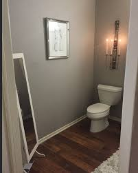 my bathroom redo paint is graceful grey by behr interior