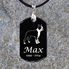 Personalized Dog Tag Necklace Personalized Dog Tag Necklace