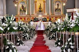 church wedding decoration ideas church wedding decorations ideas decorating of party
