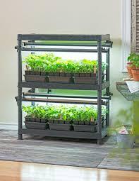 Indoor Herb Garden Light Indoor Plant Grow Light Stand