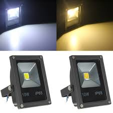 Led Flood Lights Outdoors Why Is Ip65 Garden Led Flood Light Widely Used Led Lighting Lights