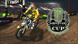 monster energy motocross helmet mx simulator 2014 monster energy cup youtube